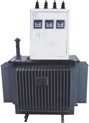 NO.097:电力LA-SMC-FQX系列配变防窃箱,变压器防窃箱厂家
