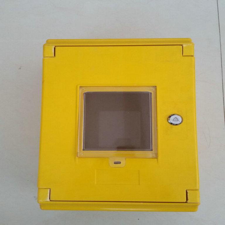 防腐燃气表箱,玻璃钢天燃气表箱
