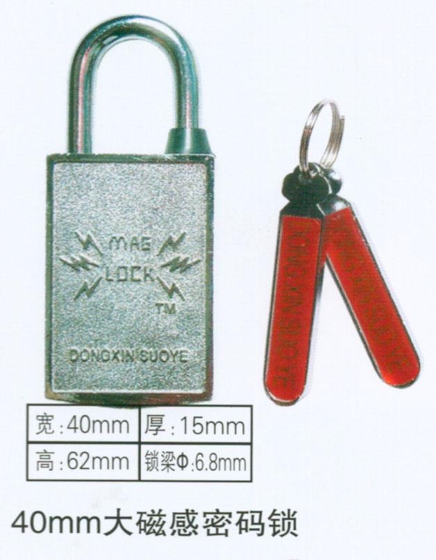 电力40mm大磁感密码表箱锁,电力磁锁,利德电力通开表箱锁
